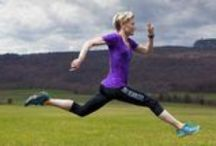 Marathon Woman and 261 Running Gear / Show your strength, fearlessness and love for running in Kathrine Switzer's Marathon Woman  and 261 Fearless Gear