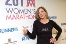 261 Women's Marathon Runners and Friends / Here are some fabulous images of women participating in the inaugural 261 Women's Marathon in Mallorca, Spain in 2014
