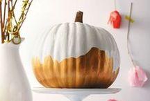Cabazas & pumpkins & calabazas & Halloween & Samaín... miedito!!! ;-) / #halloween #pumpkins #calabazas #cabazas #samain