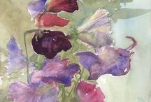 Watercolours / watercolour paintings by David Ladmore