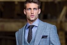 It suits you well! / Amazing suits for the office or the red carpet!
