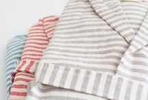 Our Products / From beach towels to throws, blankets and robes, our products bring together the craftsmanship of Mediterranean artisans with an urban design aesthetic suited to modern day living.