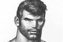 Tom Of Finland / Collection Of #Tom Of #Finland, #Gay art