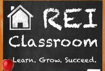 REI Classroom / Our panel of experts (Professors!) provides quick to the point lessons, tips and advice on a variety of real estate investing topics to help you grow your business. Take a seat…class is about to begin! Watch our videos here, or subscribe to our podcast on iTunes or Stitcher Radio. - See more at: http://shows.flipnerd.com/#sthash.dXoKPcOB.dpuf