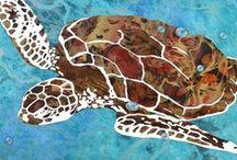 Turtles of the Caribbean / Under Photography Water 2014 Isla Mujeres TORTUGA BAY   Original Photos by Marcy Ann Villafana Island turtles photo series by Marcy Ann Villafana at ExhibitionNest.com to see more visit www.Villafanaart.com