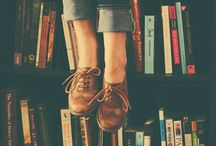 Bibliophile / Bibliophile: A person who loves or collects books.