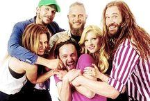 Vikings' cast / TV drama #Vikings cast