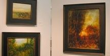 Art Shows - David Ladmore / art shows featuring David Ladmore, Laurie Ladmore, Ladmore and Ladmore