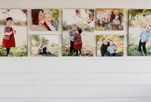 Wall Gallery & Portrait Display Ideas