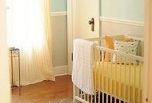 Nursery Ideas / by Leah Thomas