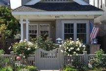 Exterior Inspiration and Outdoor Spaces