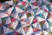 she sews. / by Kandyce Pinckney