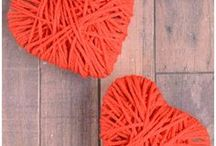 Valentines Day <3 / Valentine's crafts, recipes, printables and more!