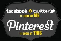 Pinterest Meta / Pinning pins about Pinterest. / by Michelle L. LeBlanc