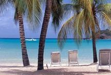 Caribbean / Not just a resort vacation destination. A real Paradise.