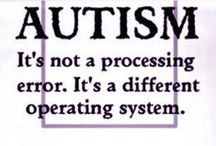 Autism Stuff / Both my boys have a diagnosis of Aspergers (high functioning autism) - they are awesome - I call it differently wired