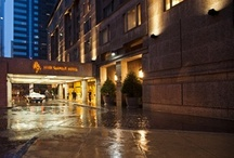 "Hotel Pin Ups  / Named to FORTUNE List of the ""100 Best Companies to Work For"" 