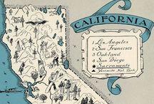 California Dream / by Sylvie Descheneaux