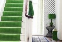 Stairs - Trappen / Interieurontwerp | interieuradvies | nieuw interieur | kleurenplan | kleurcombinaties | plattegrond |  3d-visualisaties | interieurontwerper | interieurarchitectuur | interieurarchitect | verhuizing | verhuizen | woonideeen | trappen | stairs | staircase | trap