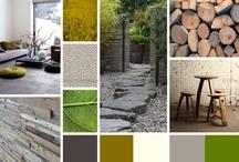 Collage - Moodboard / Interieurontwerp | interieuradvies | nieuw interieur | kleurenplan | kleurcombinaties | plattegrond | 3d-visualisaties | interieurontwerper | interieurarchitectuur | interieurarchitect | verhuizing | verhuizen | woonideeen | collage | moodboard |