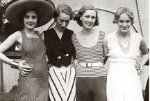 Style ~ 1930's / (Disclaimer: I do not claim copyright or ownership of any content on any of these boards) / by Andréa Fagim