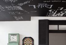 On the ceiling - aan het plafond / Interieurontwerp | interieuradvies | nieuw interieur | kleurenplan | kleurcombinaties | plattegrond |  3d-visualisaties | interieurontwerper | interieurarchitectuur | interieurarchitect | verhuizing | verhuizen | woonideeen | plafond | ceilng