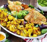 Fish and sea food