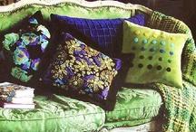 Pillow talk / by Sylvie Descheneaux