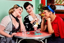 Milk Shake & Rock n' Roll / by Sylvie Descheneaux