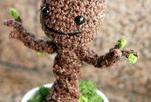 Crochet It - Softies & Doll stuff / by Roberta Hibbison