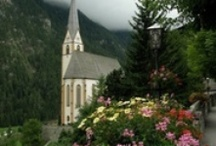 Beautiful Churches / by Kathy S.