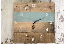 DIY Wood, Pallet and Barn Wood Project Ideas / Upcycle wood into decor and gifts / by Clever PinkPirate