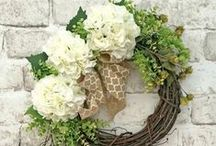 Wreaths / Various wreaths for all occasions