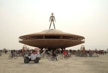 Burning Man Travel Guide / Everything you need to know about Black Rock City (AKA Burning Man).