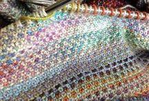 Knit It - Info & Stitches / by Roberta Hibbison