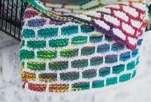 Knit It - Dishcloths / Potholders / by Roberta Hibbison