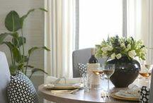 Acacia dining room