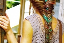 ☺☺ Hair Style ☺☺ / The way we arrange our hair tells something about us. The styles i like can be found in this board. Go ahead and browse!