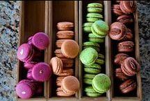 French Macarons / Handmade French Macarons. #ChocolateSecrets