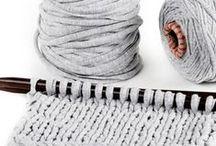 Knitting,crochet