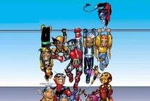 Funny Super Heroes