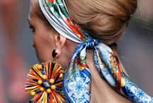Scarves / Scarves for every season