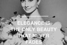 Vintage, Chic, Classy, Feminine / Things that make my inner girlie girl swoon!