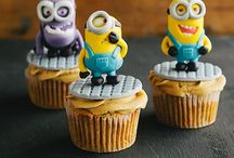 Fun cupcakes / Cupcakes to make you smile