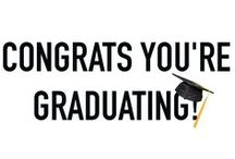 Graduation / Good luck as you leave GCC!