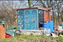 We Like Allotment Sheds and #shedoftheyear / All sorts of sheds