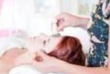 Shia & Zijde / Een heerlijke behandeling met chia zaadjes in zijde gecombineerd met aromatische oliën. 100% natuurlijk. Volg een workshop om deze behandeling te kunnen toepassen in de praktijk! Kijk voor data-opslag de website