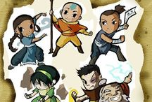 Team Avatar / by Anastasia W