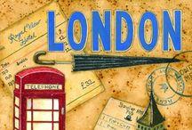 London / Londres un lugar para vivir feliz