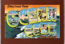 Ocean City,New Jersey / I love the Jersey Shore ,and especially Ocean City,NJ. / by Lorraine Lehman